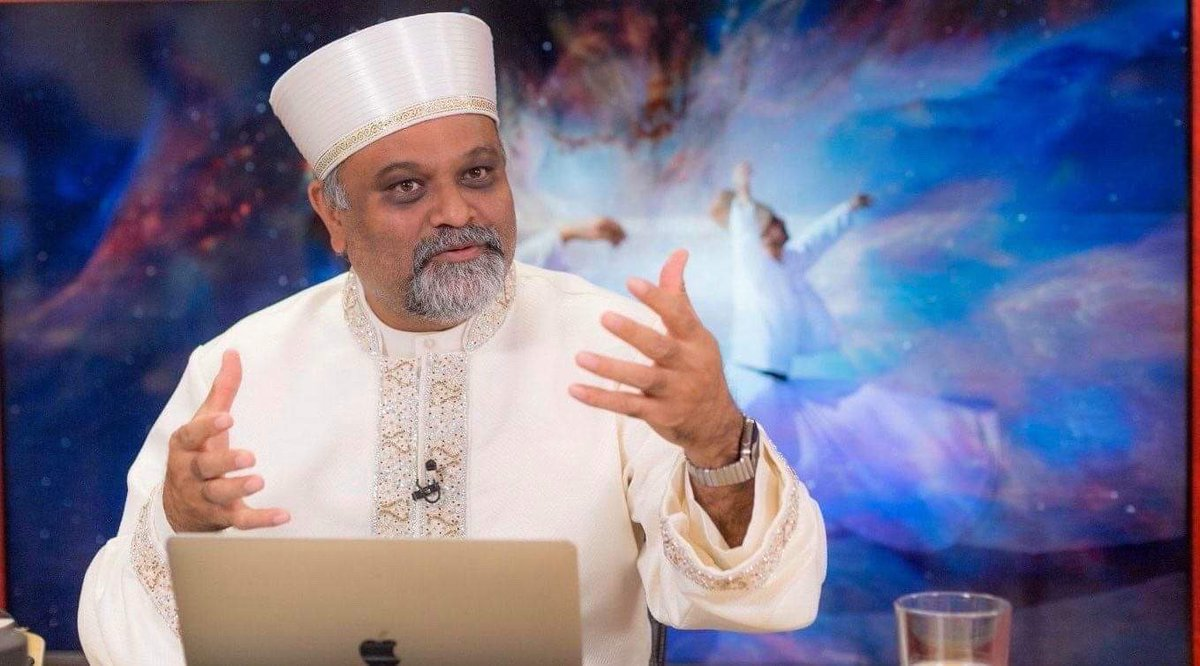 My religion is love and #humanity. I love all and I want all to love all. I know this is difficult, but this difficulty can be removed if you embrace spirituality. We need to learn to love. #sufi #SaturdayThoughts #SaturdayMorning #religions #spiritualawakening #YounusAlGohar