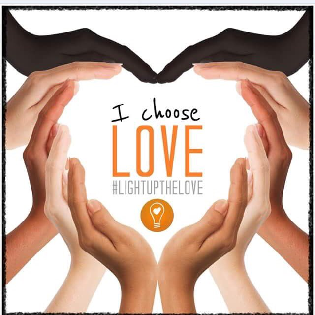 That's how you #LightUpTheLOVE! TY @joinnest4 for all U do & all the lives you touch. You are inspiring #LUTL AMBASSADORS. Action = Change. The @lightupthelove Global Movement, what the world wants now. 💡🆙❤️ #SaturdayMorning #SaturdayMotivation #BeTheChange #Love #Peace #Unity