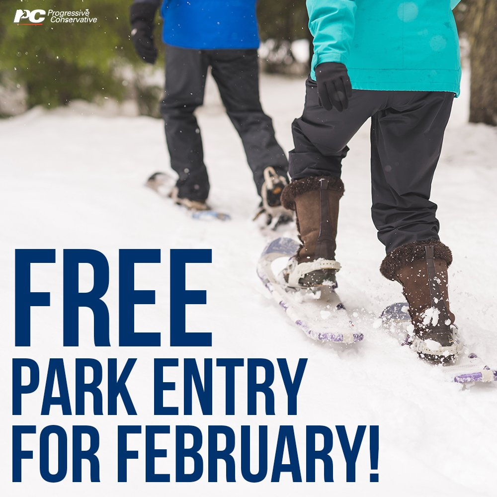 test Twitter Media - Our PC government will again offer free park entry for the entire month of February! Will you be visiting a Manitoba park this month?   Details here: https://t.co/fLKameBGGu   #mbpoli https://t.co/ygUFq5aivP
