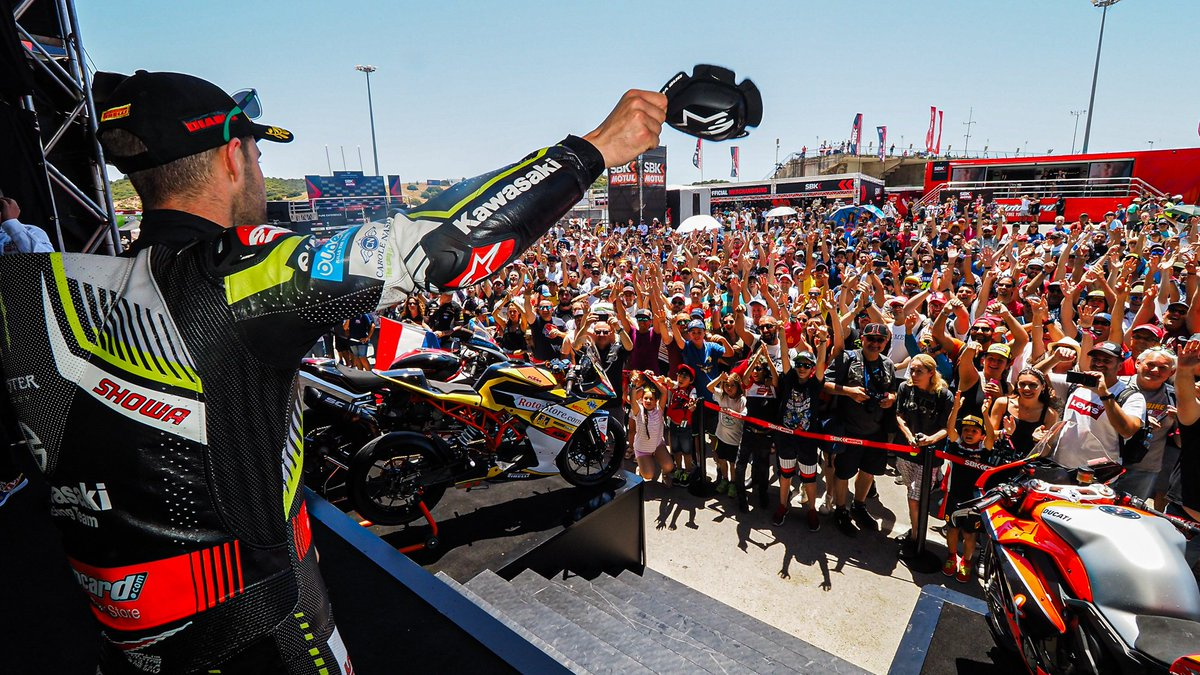 test Twitter Media - We are one big racing family and ahead of our first round of the season in Australia, the WorldSBK paddock has come together for a Charity auction to raise money for the victims of bushfires.  Here is how you can take part in the bidding: https://t.co/wP9mX0MTVw https://t.co/byfrZs7PMt