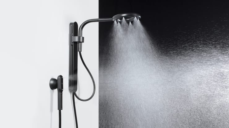 We tried the Silicon Valley showerhead backed by Tim Cook.