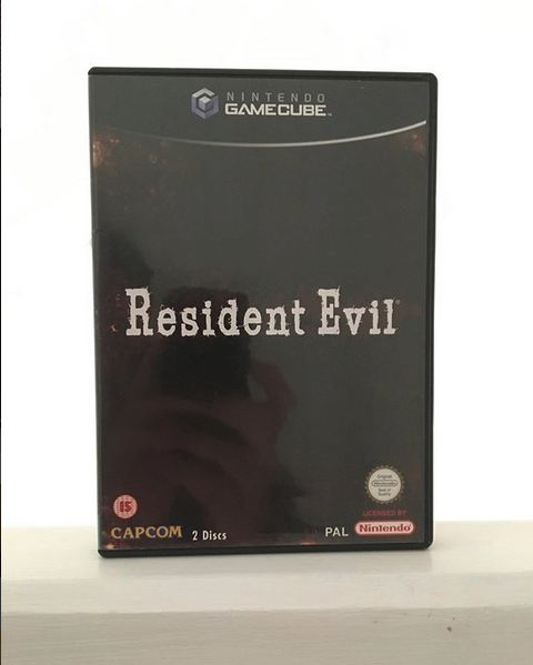 Following the Resident Evil vibe for #MondayCubed here is argubably the greatest remake ever. Do you agree?  #GamersUnite #ShareYourGames #RetroGaming #ResidentEvil #QOTD