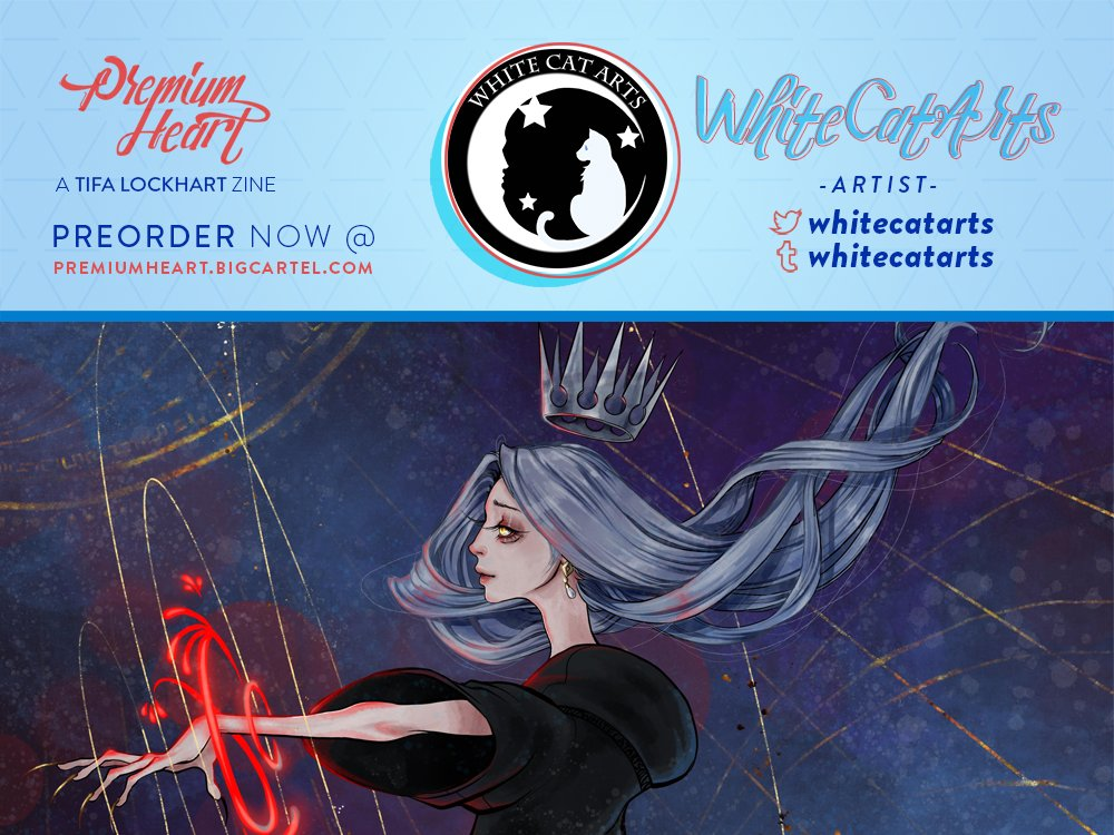 🌟[contributor spotlight] ✨ @WhiteCatArts 🐬  As one of our illustrators, we are so grateful to have them in our zine. 💙 Visit their social media for more amazing work!