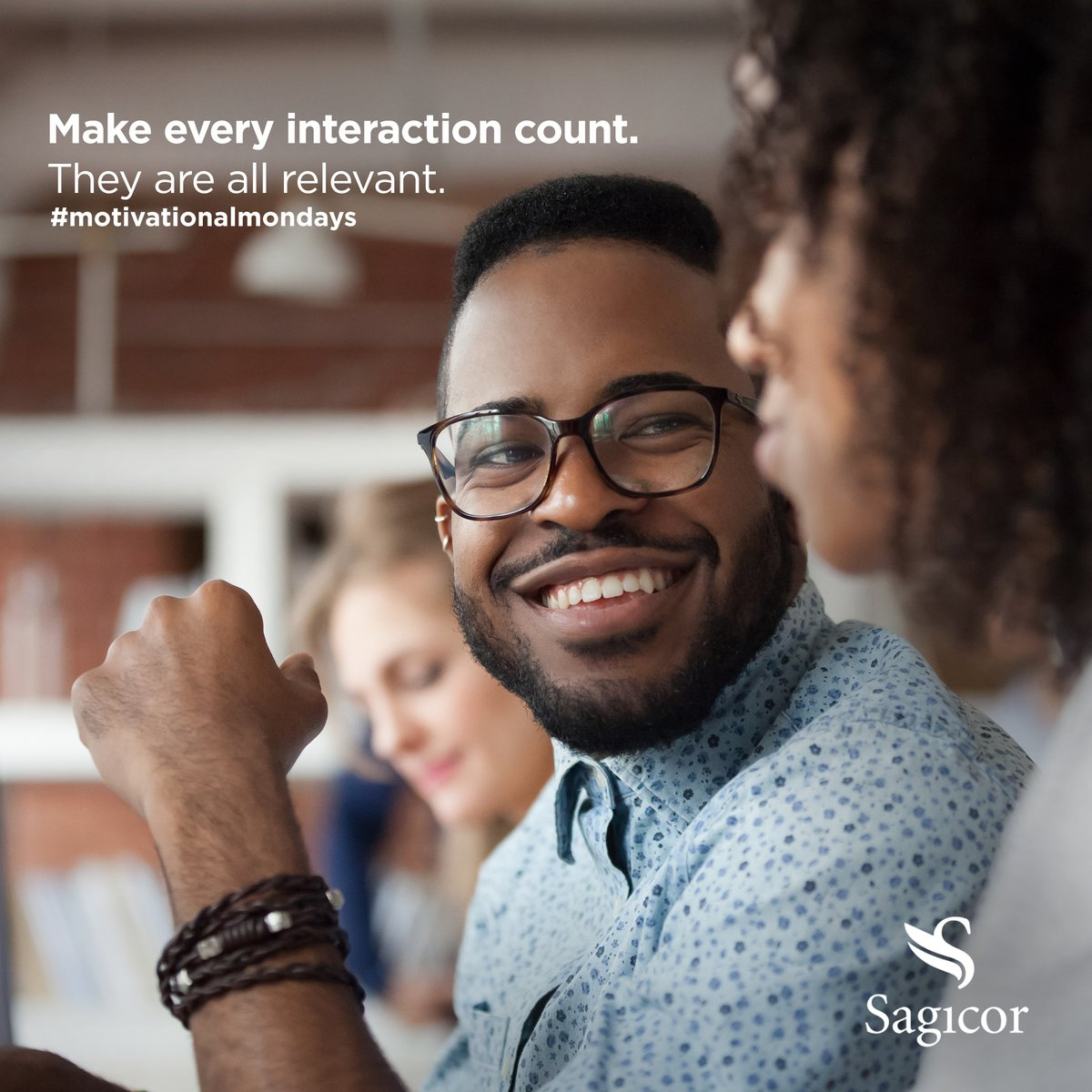 There's always a teachable moment in every situation. There's also a time to teach. Value every moment.   #MotivationalMondays #Sagicor #WiseFinancialThinking #Teamwork