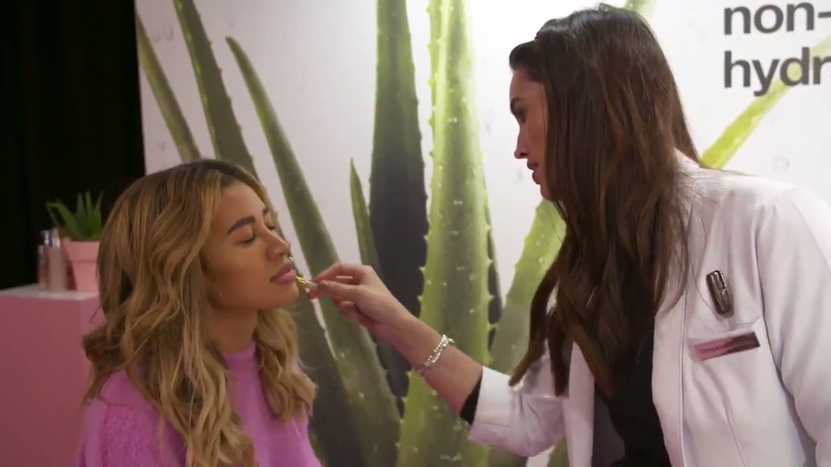 What can we say, @MontanaRoseB just loves a pamper sesh! Take a look at what she got up to when she stopped by the official #BRITs spa featuring @RedCarpetManiUK, @GinaConwayAveda, @labseries + @clinique_uk 💄