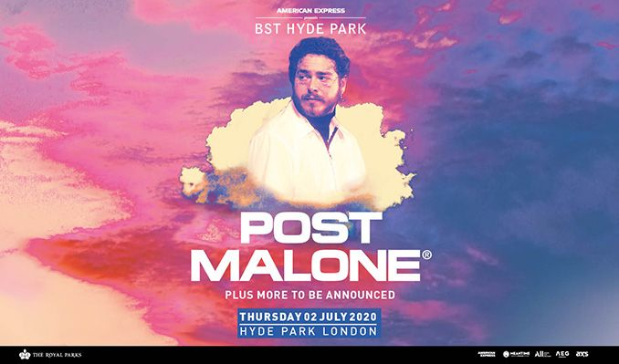 We've just made your Saturday a little Better Now - as @PostMalone will play @BSTHydePark on 2 July 2020 & you need to be there!  Grab a ticket and Go Flex on your friends 🥂💃 👉