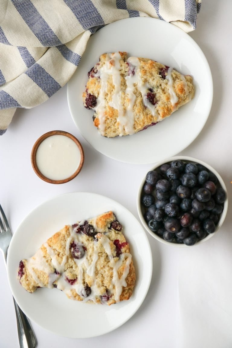 It is blueberry scone time!!! #SaturdayMorning #baking #scones ⬇️⬇️⬇️