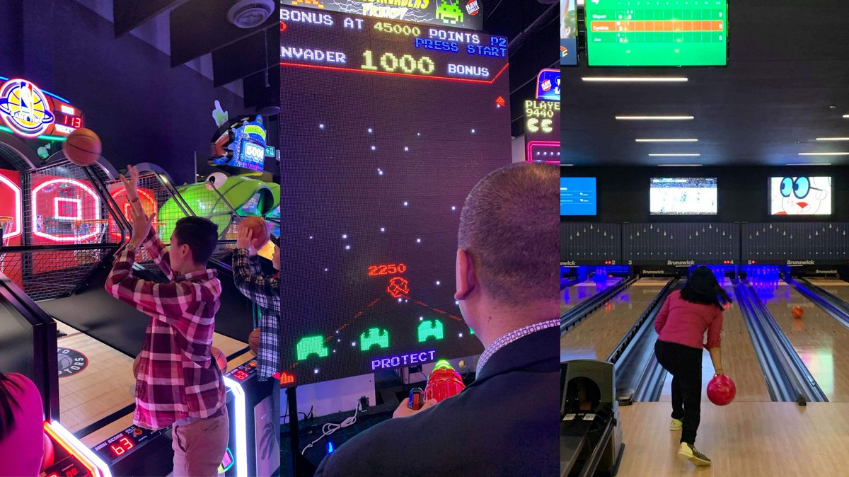 test Twitter Media - Guaranteed family fun at Manitoba's first The Rec Room Eats & Entertainment location. Thank you to my good friend Gary Caloyloy and GM Agnes Krahn for the invitation. Also worth mentioning, 150+ jobs created with this investment to our province. Thank you @TheRecRoomCa. #mbpoli https://t.co/7EeqoympET