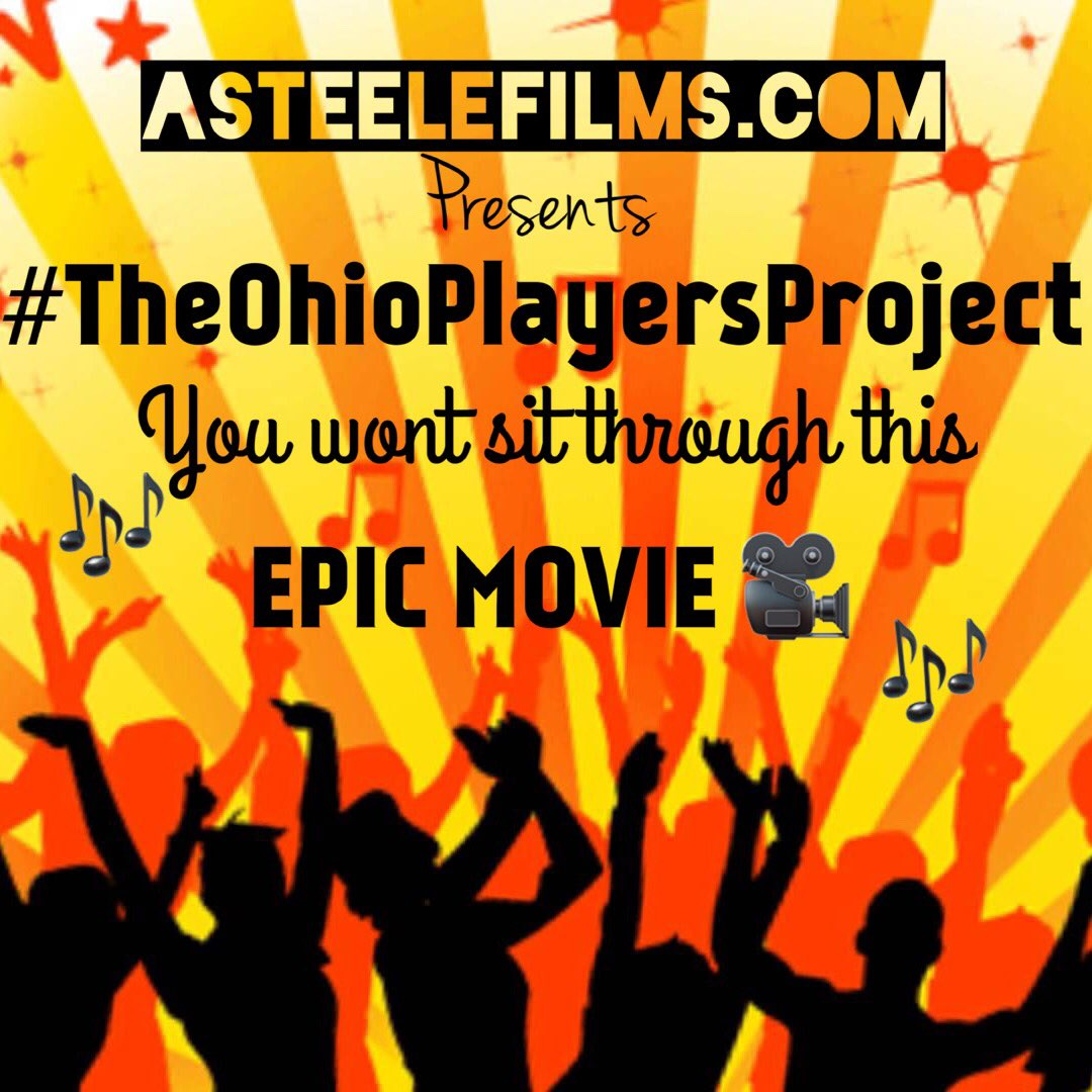 #SaturdayMotivation BE PART OF SOMETHING EPIC!!!! #TheOhioPlayersProject #BIOPIC WILL INSPIRE YOUNG MUSICIANS FOR GENERATIONS TO COME!!! @wanderingstarz1 @Ruby2211250220 @sweetsexy_39 @LOVINGUBLUE @CarolynNewsom @PatGrant7777 @ginestarros @myphillymedia @ArielJohnmorcy @rodmedi12