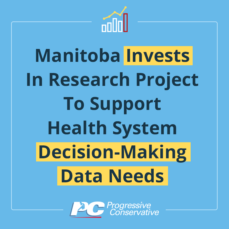 test Twitter Media - That's $2.4 million for three applied research projects to enhance real-time access to the data health-care providers need.   Get the details here: https://t.co/nocP7d5gux   #mbpoli #MovingManitobaForward https://t.co/NAUQvfudFz