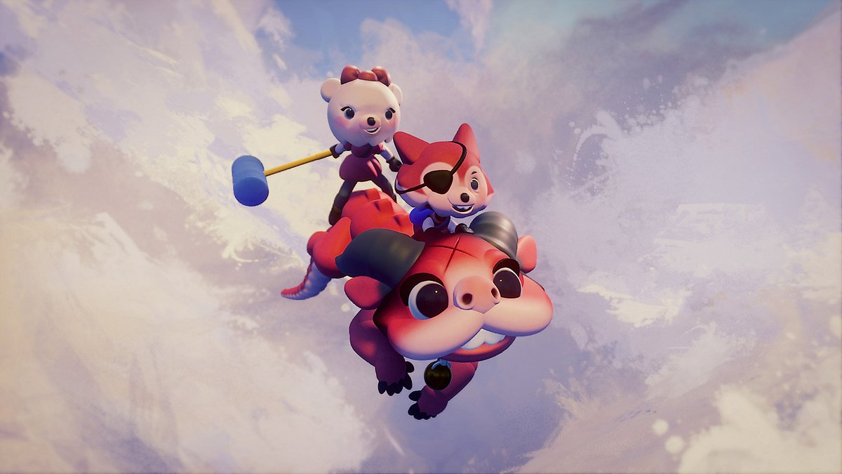 """With 22 final scores in, Dreams [PS4 - 91] is a Metacritic Must-Play:  Destructoid: """"I don't think anyone but Media Molecule could have nailed Dreams. It's truly one-of-a-kind."""""""