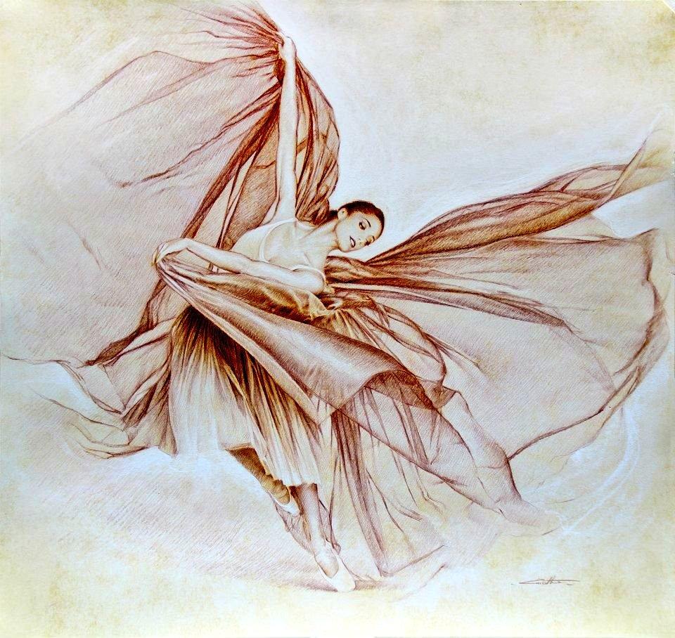 #HappySunday  #TwitterWorld with #painting #ArtLovers #Dance https://t.co/ftgRtGXGBh