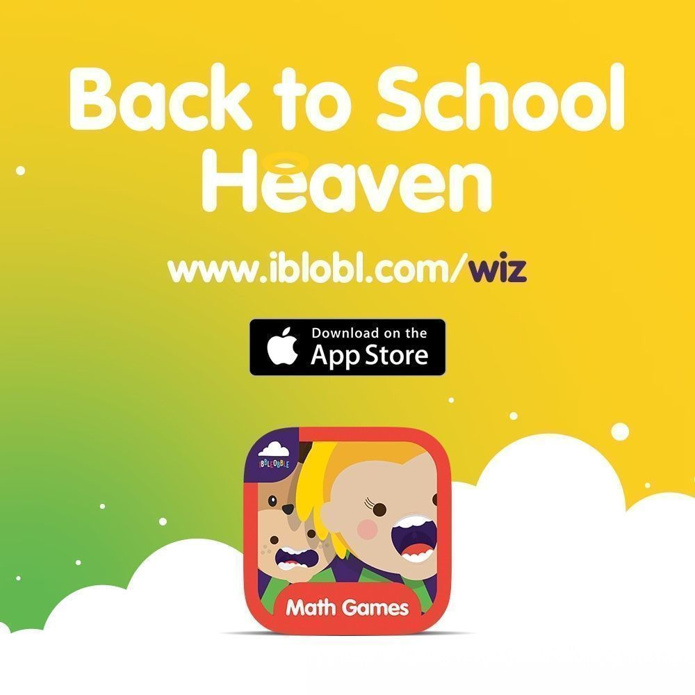Going #BackToSchool after the #Christmas break? Try #WizKids!    #WizKid #app #apps #bundle #bundles #save #sale #appstore #maths #math #addition #subtraction #share #rt #retweet #ks1 #ks2 #gcse #SaturdayMotivation #SaturdayMorning #saturYAY #weekend
