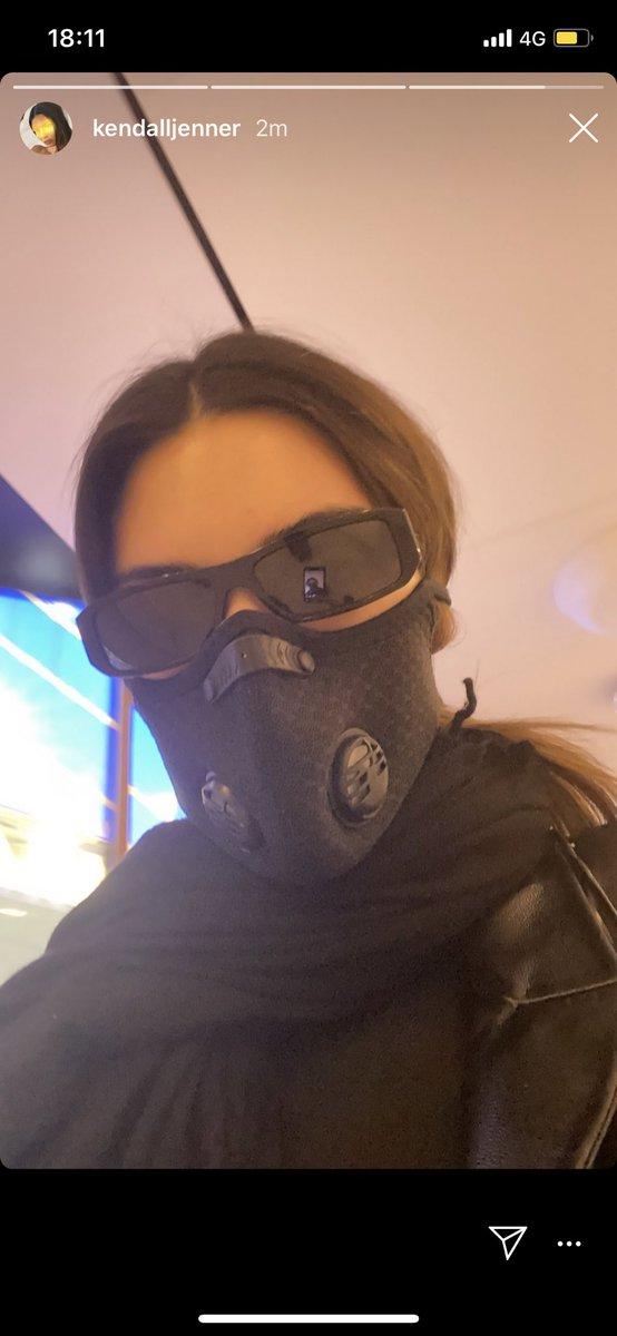 これはどーゆーこと、?アジアに来てるってこと?マスクして予防してるって思った私は考えすぎ!?