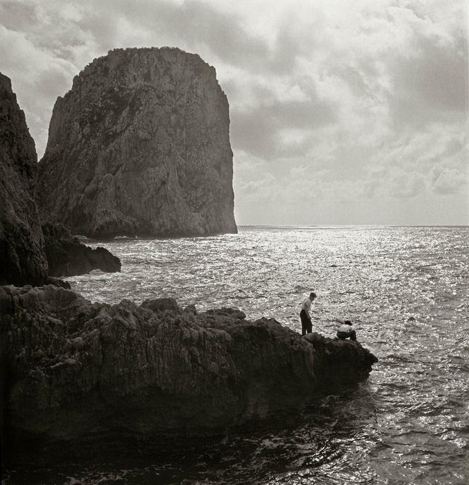Capri Italy 1933 Herbert List https://t.co/PXYtAfoipF