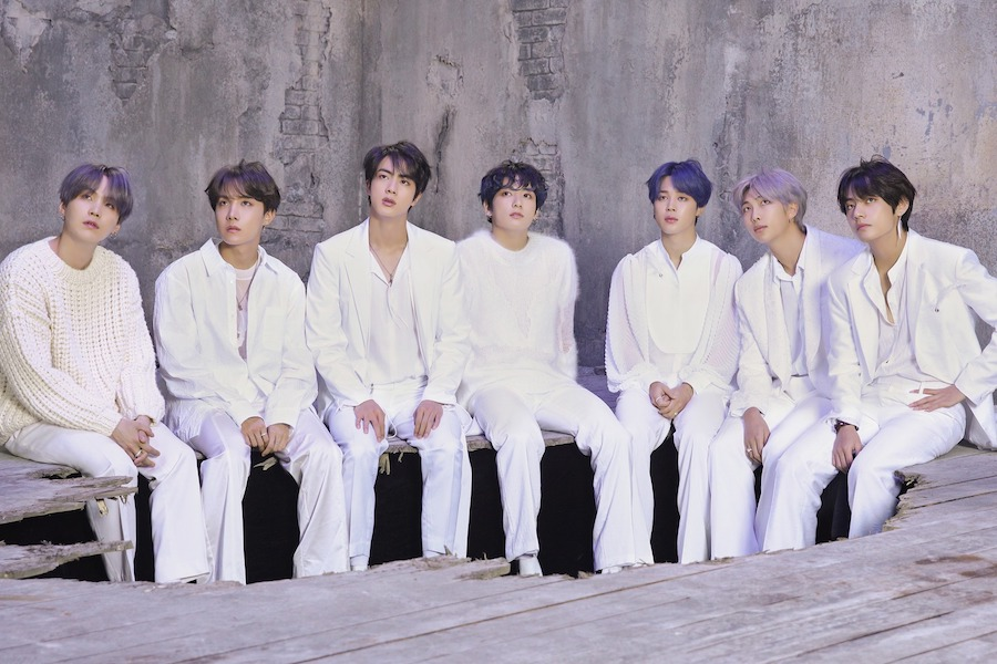 """#BTS Unveils Track List For Upcoming Album """"Map Of The Soul: 7"""""""
