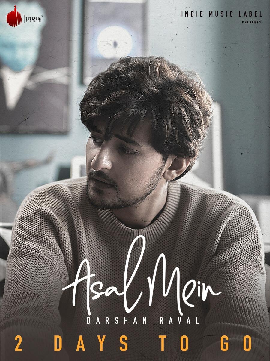 #AsalMein Releasing On 18th February 2020.  #Darshaners #Bluefamily #MyfansMyFamily #Spreadlove