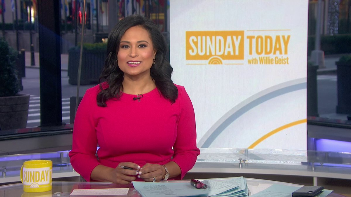 Today on #SundayTODAY: Americans trapped on the cruise ship being quarantined in Japan due to the coronavirus will board a flight home to the U.S. Plus, Mississippi declared a state of emergency because of severe flooding that is forcing people to evacuate their homes.