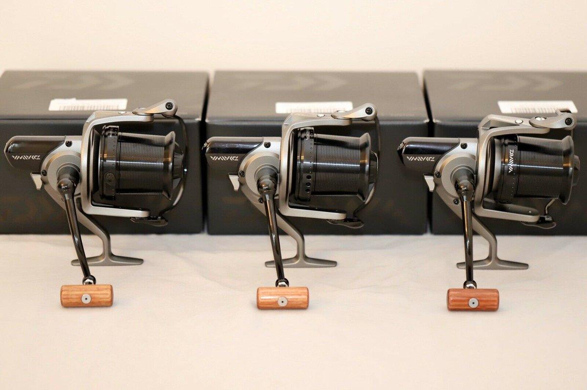 Ad - 3x Daiwa DCR5 Basia Custom Big Pit Reels On eBay here -->> https://t.co/56jc2H2LX6  #carp