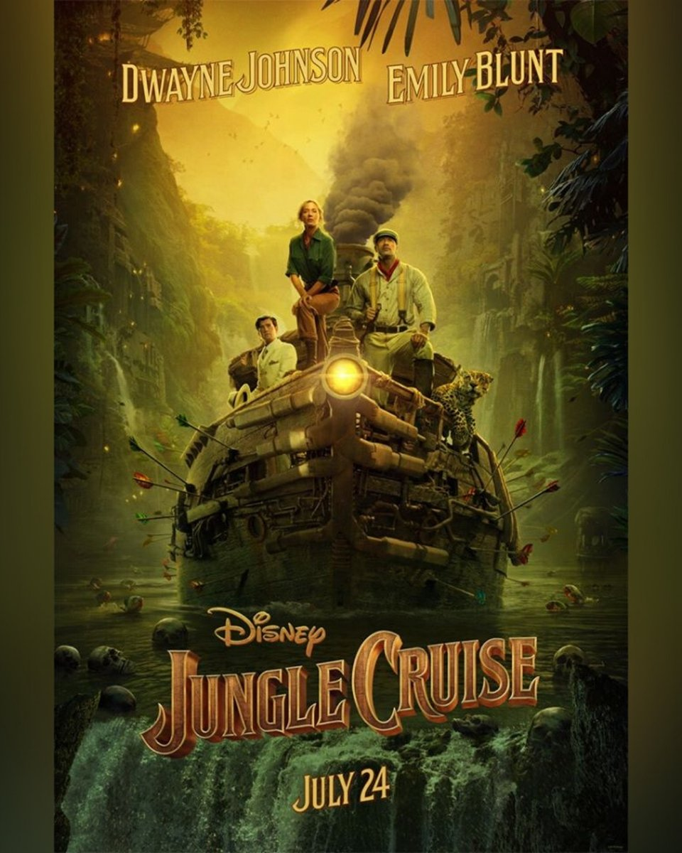 test Twitter Media - Disney's #JungleCruise in D-BOX July 24  //  Disney's #JungleCruise en D-BOX le 24 juillet. https://t.co/40z6r5UXt1