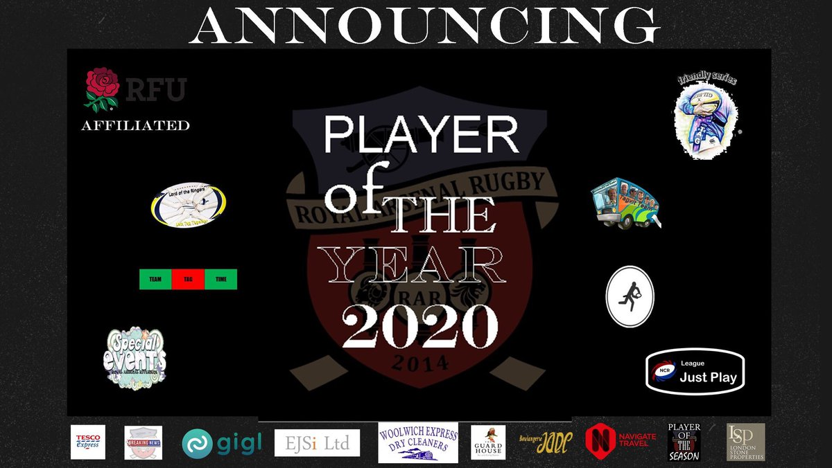 The votes are in....#PlayerOfTheYear #2020 @adventureawards #Social #Fun #Sport inclusive #outstanding #achievement @getgigl @The_Guardhouse @LondonSpoon #londonstoneproperties @ApresTaggers #JustPlay