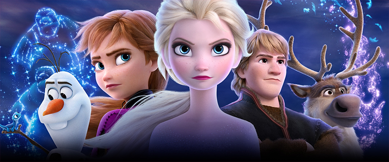 RT @JennyandEve: #Win Frozen II with Jenny and...