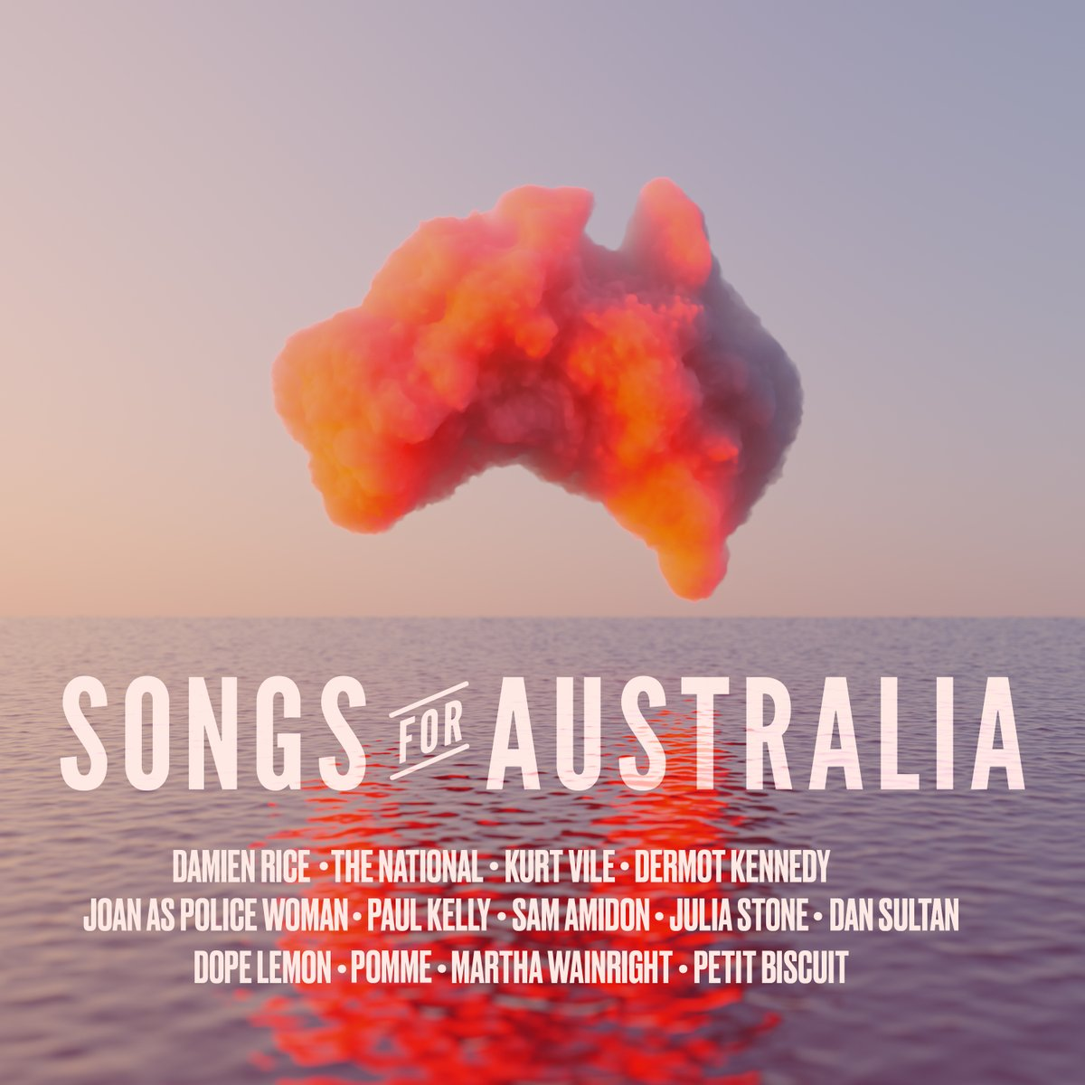 Thank you to @JuliaStoneMusic for inviting me to be a part of this project in aid of the Australian bushfire crisis. I have been lucky enough to visit Australia multiple times with my music, and have always felt so welcome.