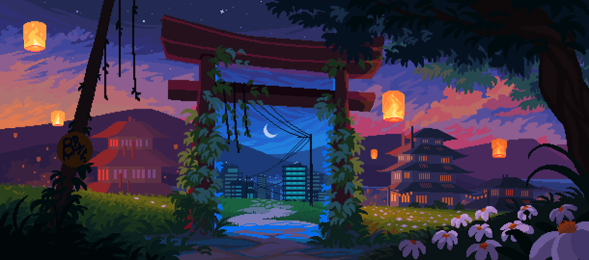 aaah i worked really hard on this one #pixelart