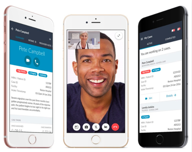 Avizia was a super interesting health-tech project we completed a while ago. They offer telemedicine solutions. Welcome to the future! https://t.co/YjOW8l3vht