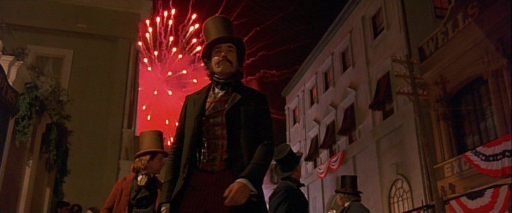 GANGS OF NEW YORK (2002)  Cinematography by Michael Ballhaus Directed by Martin Scorsese Explore more shots in our database: