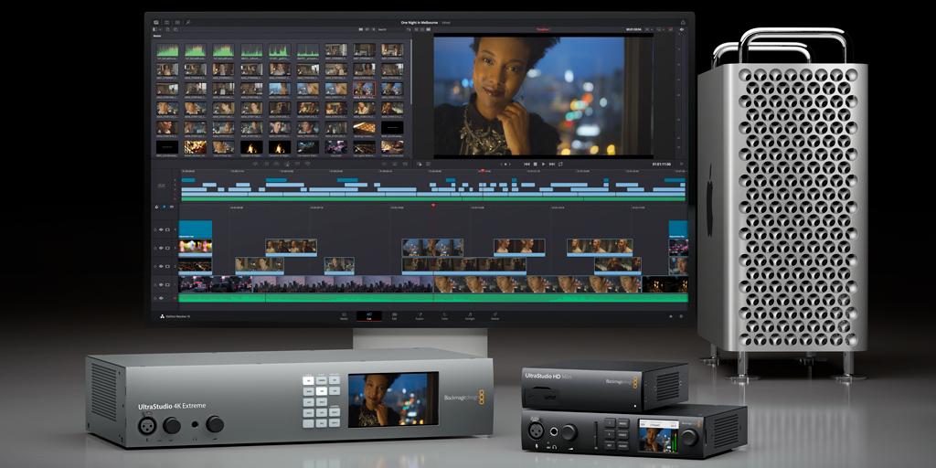 RT @Blackmagic_News: New Desktop Video 11.5 Update! Get HDR support when using UltraStudio 4K Mini, UltraStudio 4K Extreme, DeckLink 8K Pro…
