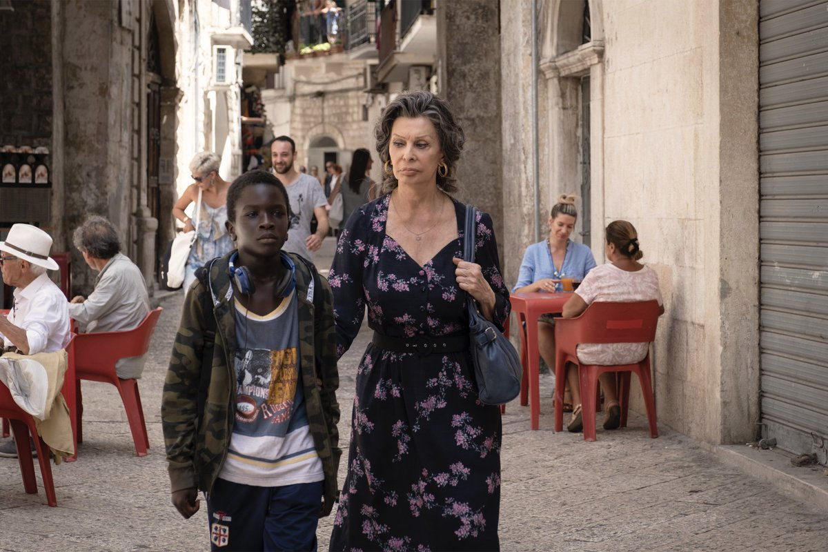 Sophia Loren is returning to the screen for her first feature film in a decade! From director Edoardo Ponti (also Loren's son), THE LIFE AHEAD stars Loren as Madame Rosa, a Holocaust survivor living in seaside Italy who takes in a 12-year-old boy without a home.