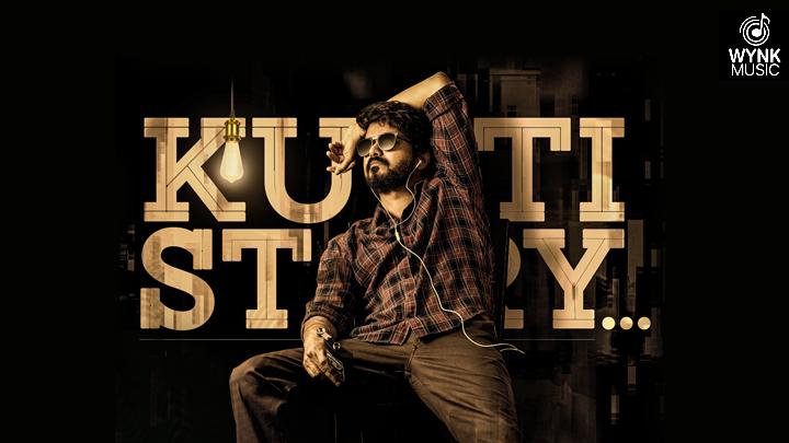 Currently ruling the charts & the internet #KuttiStory is Out on #wynkmusic 🤩 Play:  🔥  @Sonymusicsouth @actorvijay @VijaySethuOffl @Dir_Lokesh @XBFilmCreators @anirudhofficial @Jagadishbliss @MalavikaM_ @imKBRshanthnu #KuttiStory #KuttiStoryHits1MLikes
