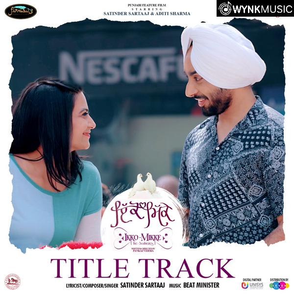 .@SufiSartaaj new song #ikkomikke is all feels & love!😍 Tap to listen:  ❤️  #wynkmusic @Aditidevsharma @Saga_Hits