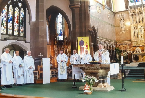 31st January is always a highlight in the #Salesian Calendar. The Feast of St #JohnBosco. In Bootle they held a special School Celebration on that day…