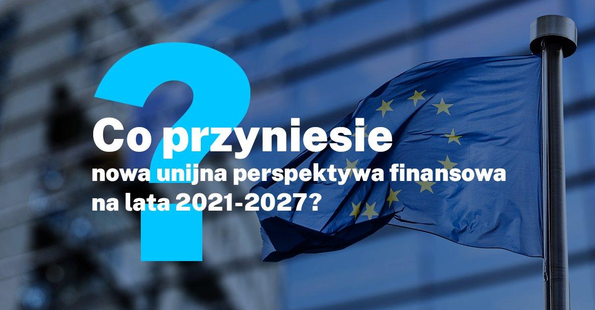 test Twitter Media - Klienci często nas pytają czy Polska może liczyć na kolejne środki z funduszy europejskich i na co będą przeznaczone? Na to pytanie odpowiadamy w artykule podsumowującym aktualny stan negocjacji nowej perspektywy finansowej na lata 2021-2027.   https://t.co/2WenFLc0fZ https://t.co/sjUqCcfw36