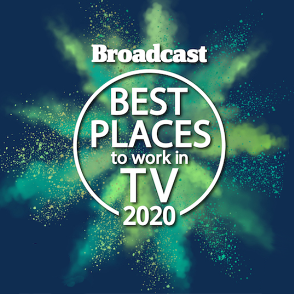 Have you heard? We made it onto the @Broadcastnow Best Places to Work in TV 2020 list as one of only two Bristol-based production companies. Plus it's our fifth consecutive year on the list! #JustSaying https://t.co/hn7X53mMyk