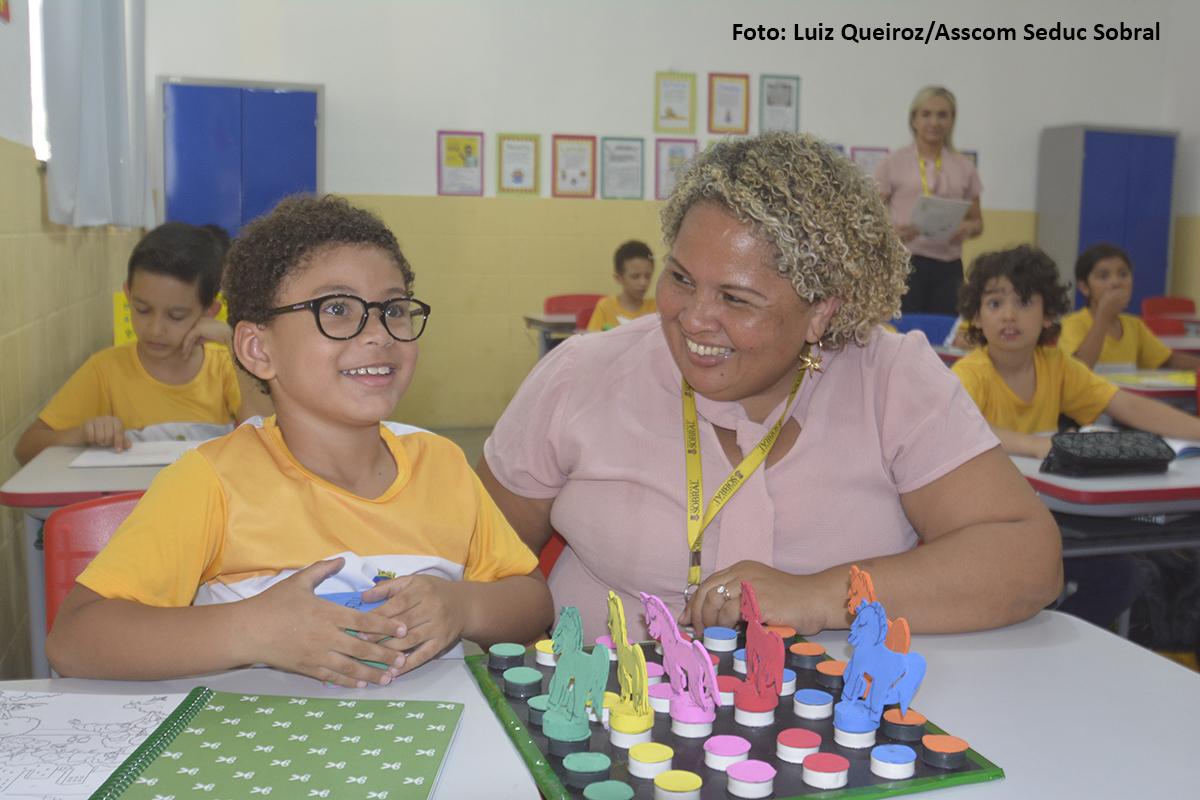 ❣️ Amor, felicidade e autoestima são uma combinação que leva a um aprendizado de qualidade. 👩🏻🎓 Sobral, no Ceará, é um exemplo para toda a América Latina. 👨🏫 Não perca esta história! 👉🏼