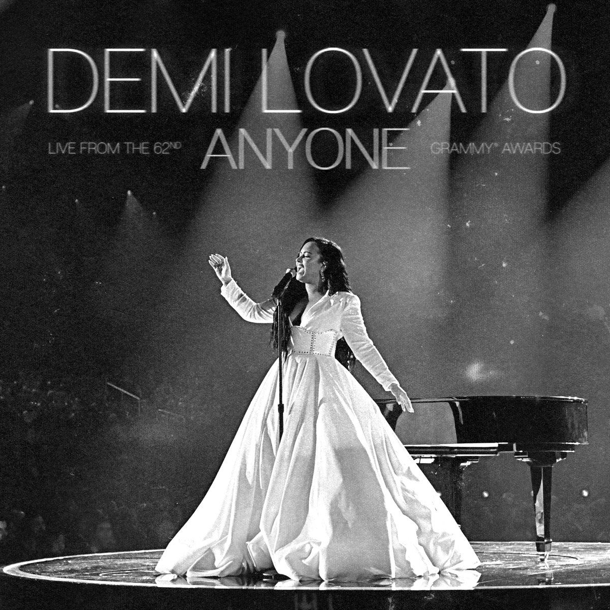 """Anyone"" live from the #GRAMMYs available now"