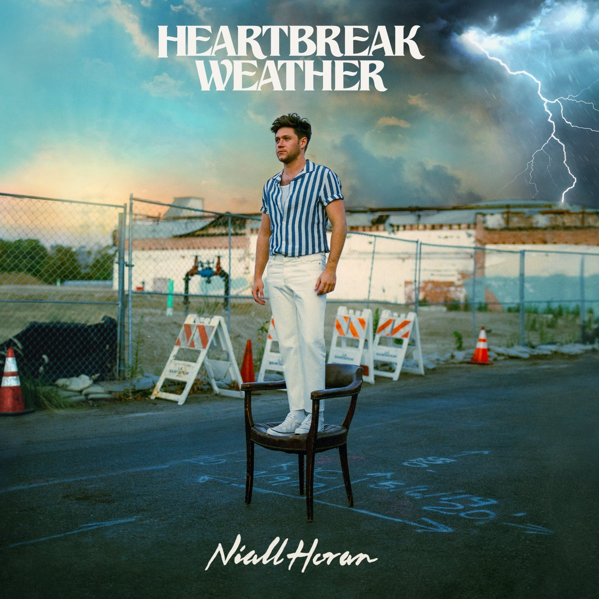 some news I KNOW you lovely people will want to hear. My second album is called 'Heartbreak weather' and is out March 13th.