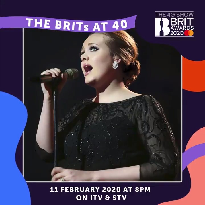 Journey back with us through four decades of the biggest night in UK music for a one-off special: The #BRITs at 40.   Tonight at 8 on @ITV and @itvhub. 🥳 🎶