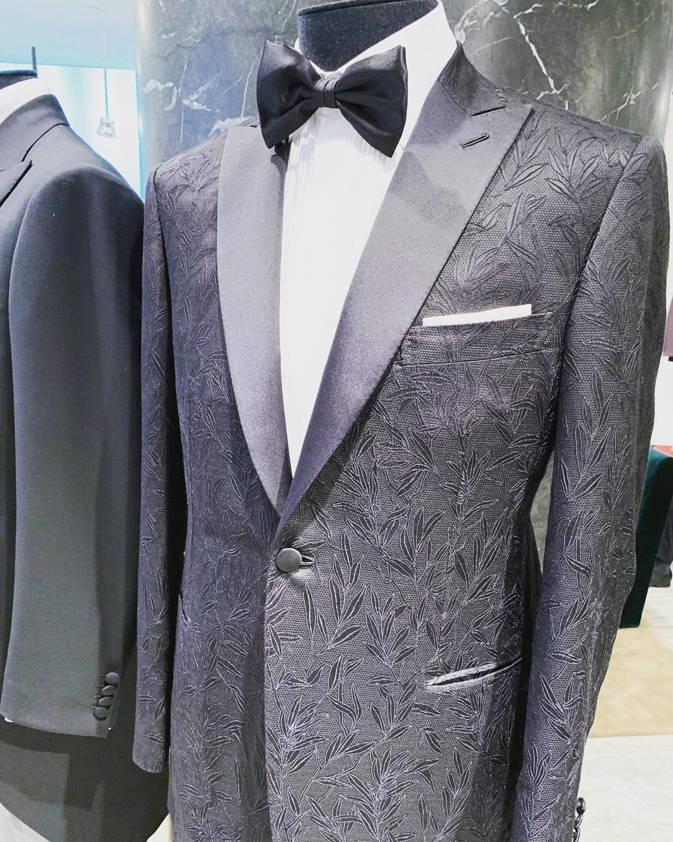 Latest arrival at the one and only @Brioni_Official store in Washington DC of course located at @TrumpDC #fashion #tuxedo #luxurylifestyle #luxury #success #NeverSettle #WashingtonDC #Italy #hotel