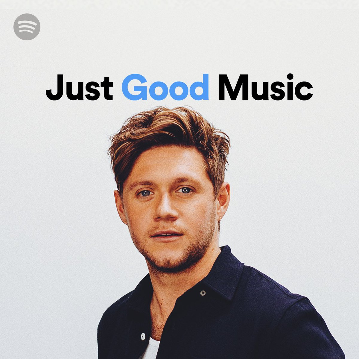 Thanks for the cover of Just Good Music @Spotify !