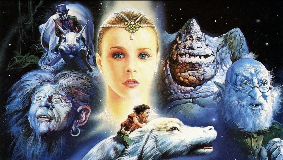 """"""" For The Love Of Fantasy"""" @edinburghacad  The Neverending Story cast reunion live stage Q&A sessions each day where you ask the questions 🎥Photographs,Autographs&The Swamp Of Sadness photo op 🤳 This is going to be magical, don't miss the live singalong with our choir"""