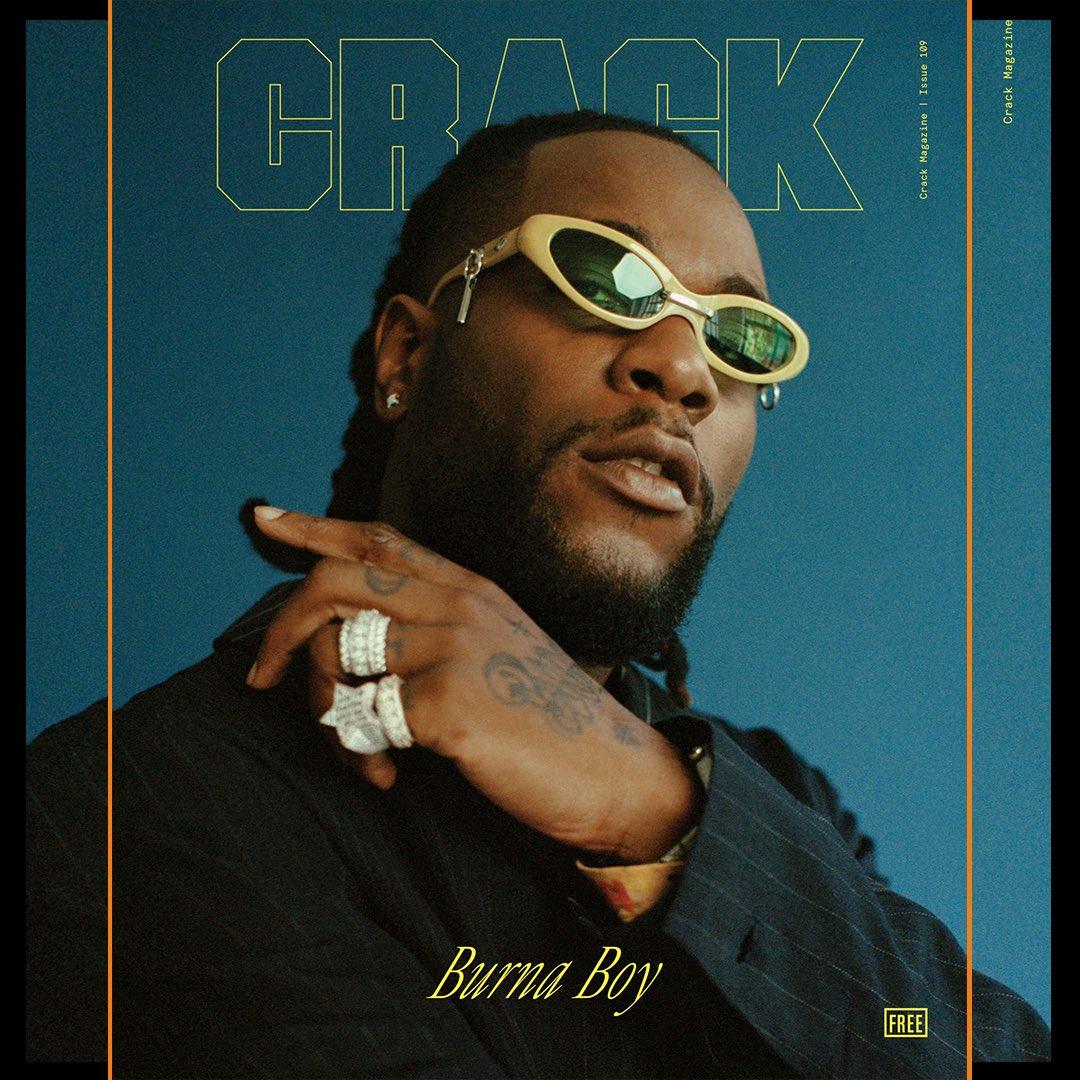 Cover Status! @CrackMagazine Feb 2020 issue 🦍