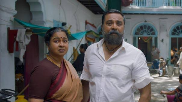 What an actor @realradikaa is..👏 Chancey illa.None can match her acting skills.A Legend 🙏 @realsarathkumar comeback👍 and together with Radhika after #Suryavamsam.Reel and Real Pair. Do watch #VaanamKottatum a soothing, pleasant, feel good movie in theatre.. @amitashpradhan