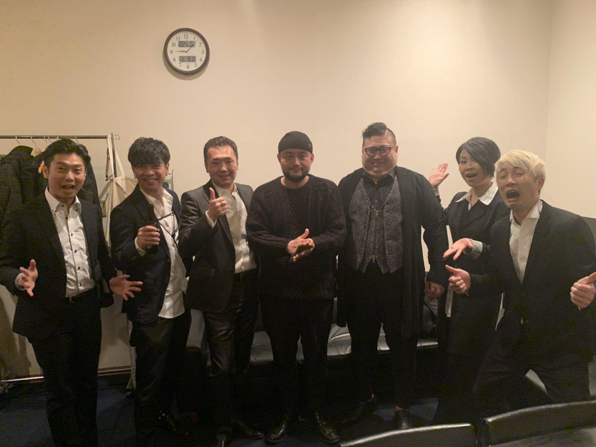 【2日目終了❗】 『Billboard Live presents SQUARE ENIX JAZZ -FINAL FANTASY VII-』 東京公演ありがとうございました🙌  CDのパッケージイラストを手掛けてくれたNOVOLさんもご来場💿  次回は2/15大阪公演です🎷  大阪公演のチケット購入は👉    #スクエニジャズ #FFVII
