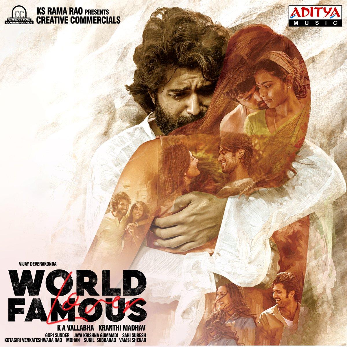 World famous songs from the album World famous lover. Listen now➡️  @TheDeverakonda @GopiSundarOffl @RaashiKhanna @CatherineTresa1 @izabelleleite25 @aishu_dil @srikrisin @adityamusic @CCMediaEnt #WorldFamousLover