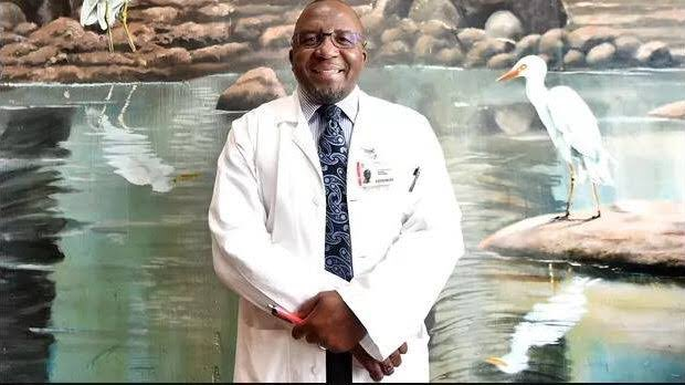 Black surgeon successfully performed the first ever transplant surgery to cure deafness.