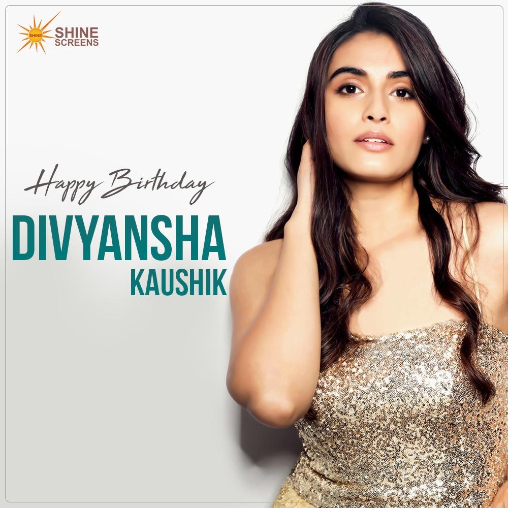 Wishing our Anshu a.k.a @itsdivyanshak a Very Happy Birthday 🥳🥳. May this year be bigger and prosperous - Team Majili. #HBDDivyanshaKaushik